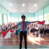 Huyện đoàn vừa phối hợp với Phòng GD&ĐT huyện Đại Lộc tổ chức Hội nghị tổng kết công tác Đội, Đoàn trường học năm học 2016-2017 và triển khai nhiệm vụ năm học 2017-2018.