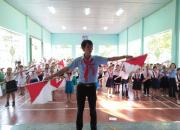 Huyện đoàn vừa phối hợp với Phòng GD&ĐT huyện Đại Lộc tổ chức Hội nghị tổng kết công tác Đội, Đoàn trường học năm học 2018-2019 và triển khai nhiệm vụ năm học 2019-2020.